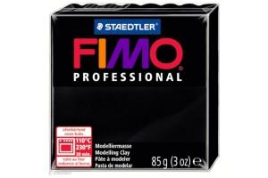 Fimo Pro Noir 9