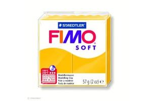 Fimo Soft Jaune soleil 16