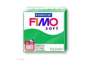 Fimo Soft Vert sapin 56