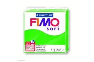 Fimo Soft Vert tropique 53
