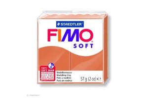 Fimo Soft Cognac 76