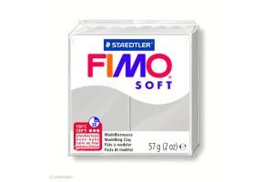 Fimo Soft Gris 80