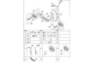 Trottinette maxi 495