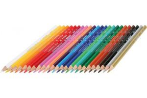 Crayons triangulaires