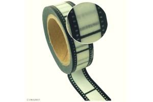 Rouleau adhésif masking tape Film