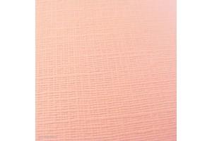 Papier Bazzill texturé toile - 18 couleurs
