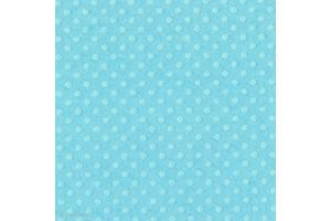 Papier embossé Bazzill - 10 couleurs