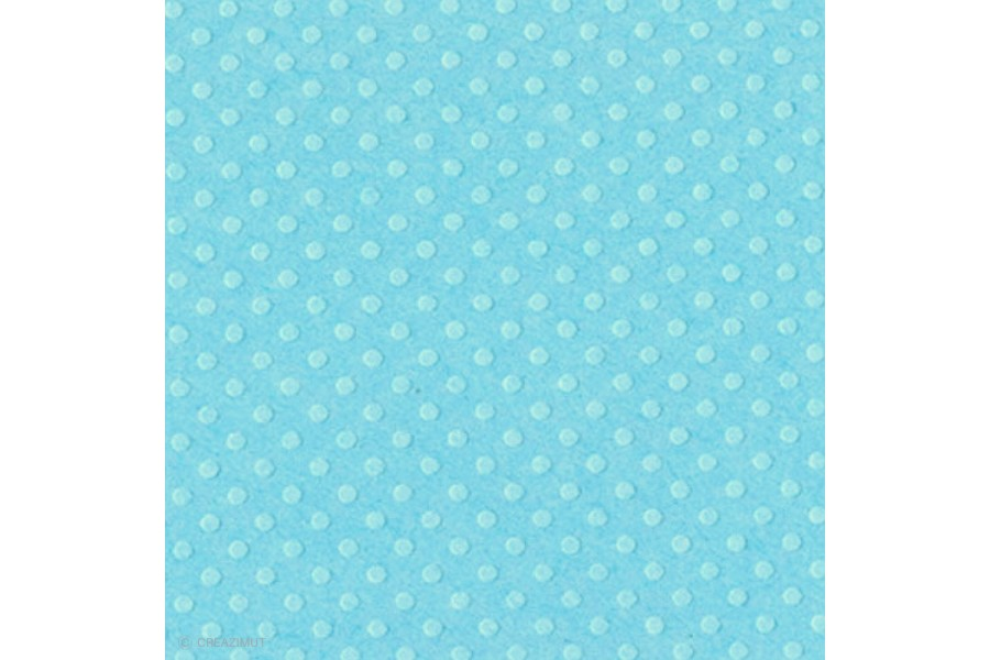 Papier embossé Bazzill scrapbooking et loisirs créatifs Poolside - 14 couleurs - 11117128 ARTEMIO